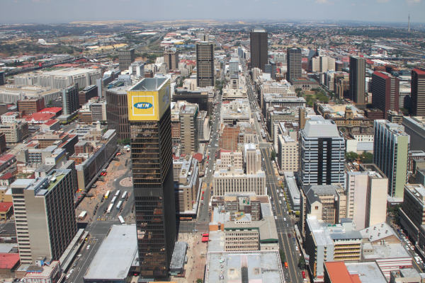 southafrica johannesburg travel