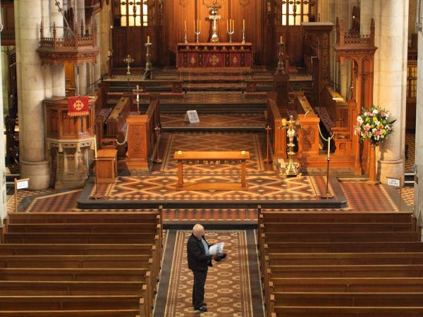 Living Travel Australia South Australia Anglican