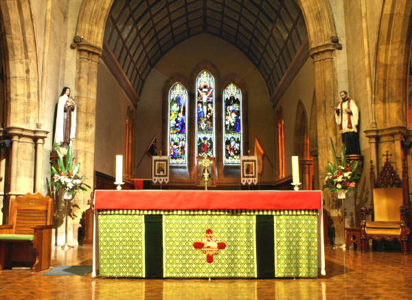 Living Travel Australia South Australia Catholic